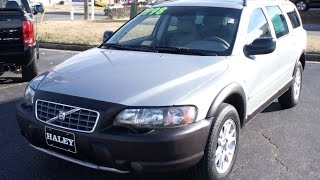 2004 Volvo XC70 2.5T Walkaround, Start up, Tour and Overview