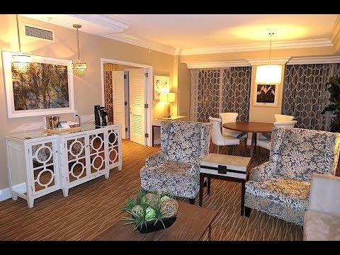 Amazing Luxury King Suite (HD) - Margaritaville Resort Casino, Bossier City