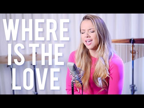 Hanin Dhiya - Where Is The Love (ft. Nlve) (Cover)