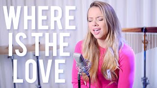 Cover images Hanin Dhiya - Where Is The Love (ft. Nlve) (Cover)
