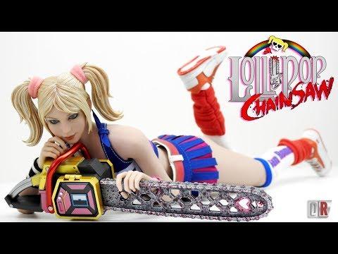 VTS Toys JULIET Lollipop Chainsaw 1/6 Review BR / DiegoHDM
