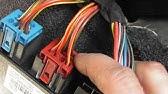 2014 Porsche Cayenne Trailer Wiring Harness Installation- Zero Contact  Interface (ZCI) - YouTubeYouTube