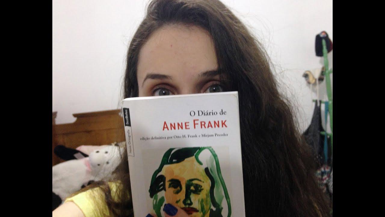 O Diário de Anne Frank | RESENHA - YouTube
