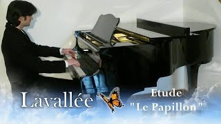 Video Lavallée - Etude The Butterfly download MP3, 3GP, MP4, WEBM, AVI, FLV Januari 2018