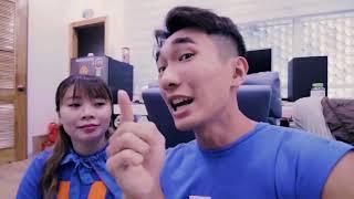 Bất Ngờ Xuất Hiện Giống clip Vinamilk Hero Chippy Đang xem trên TiVi | Laytv x Vinamilk -
