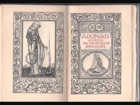 Shelley: Adonais