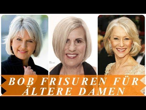 Aktuelle bob frisuren für ältere damen