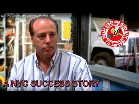 A NYC Success Story: Balkan Sewer & Water Main