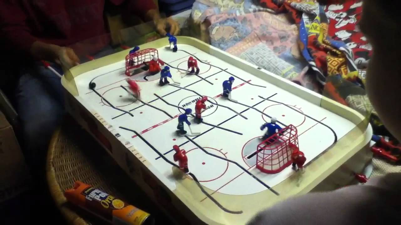 Top Corner Rod Hockey is the BEST!!! - YouTube
