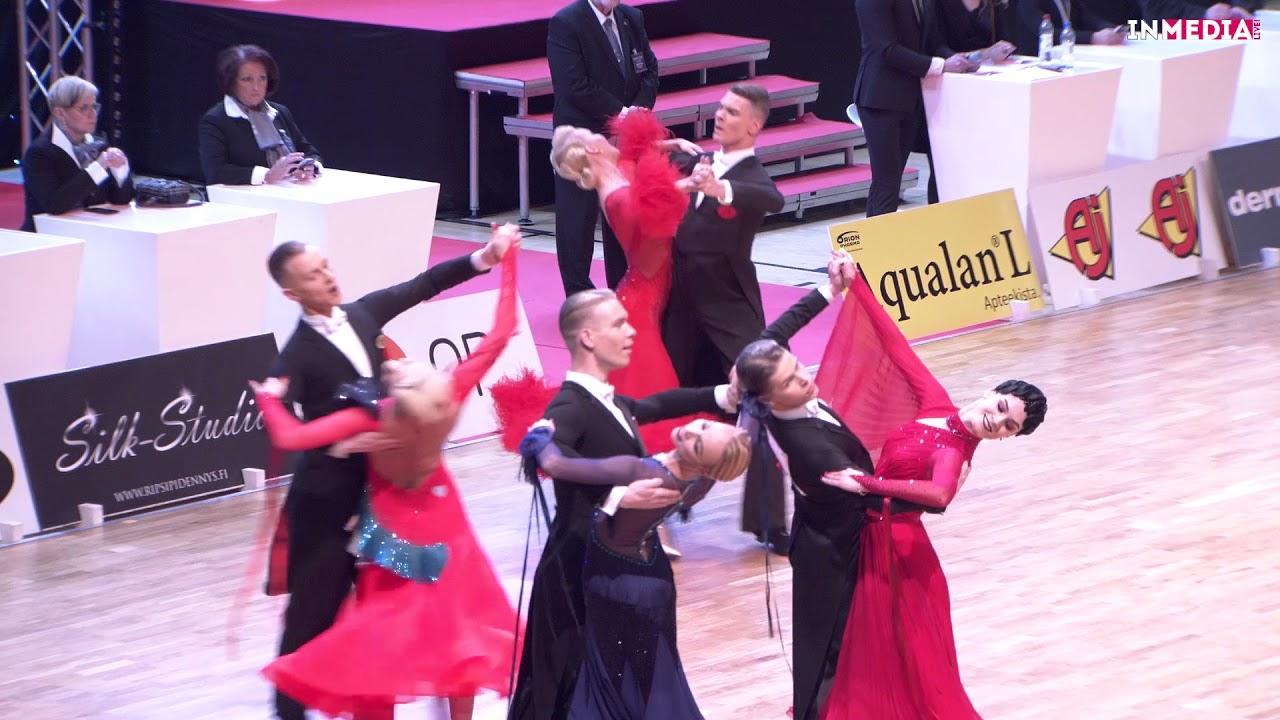 Dmitry Zharkov Olga Kulikova R2 Slow Waltz Finnish
