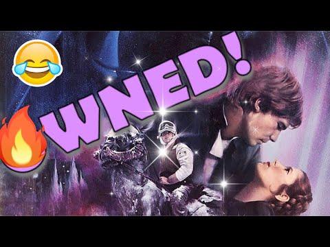 DISNEY LUCASFILM BEGS TED TURNER FOR ORIGINAL 6 STAR WARS FILM RIGHTS: GETS BTFO!!