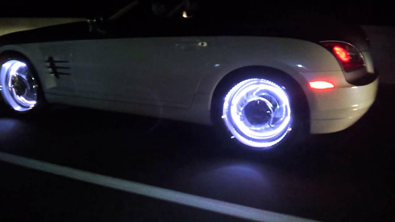 Led Light Car