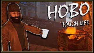 Bum Simulator - NEW UPDATE (Perks + Quests) - Hobo Tough Life Gameplay EP 1?