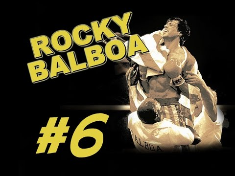 ROCKY BALBOA [PSP] #6 - Apollo Creed vs. Ivan Drago