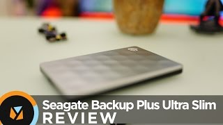 Seagate Backup Plus Ultra Slim Review