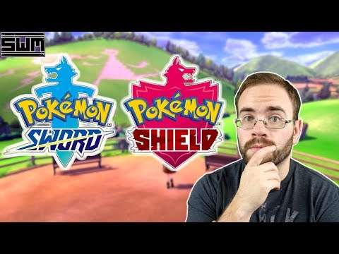 Pokemon Sword And Shield Are   Interesting    - YouTube