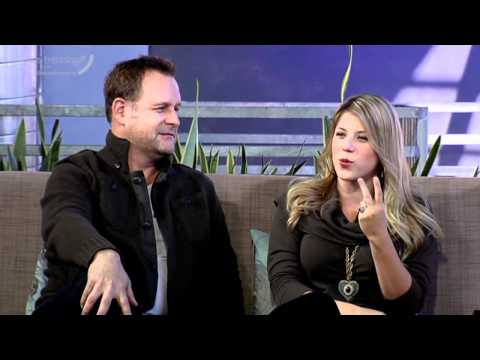Dave Coulier and Jodie Sweetin on Can't Get Arrested