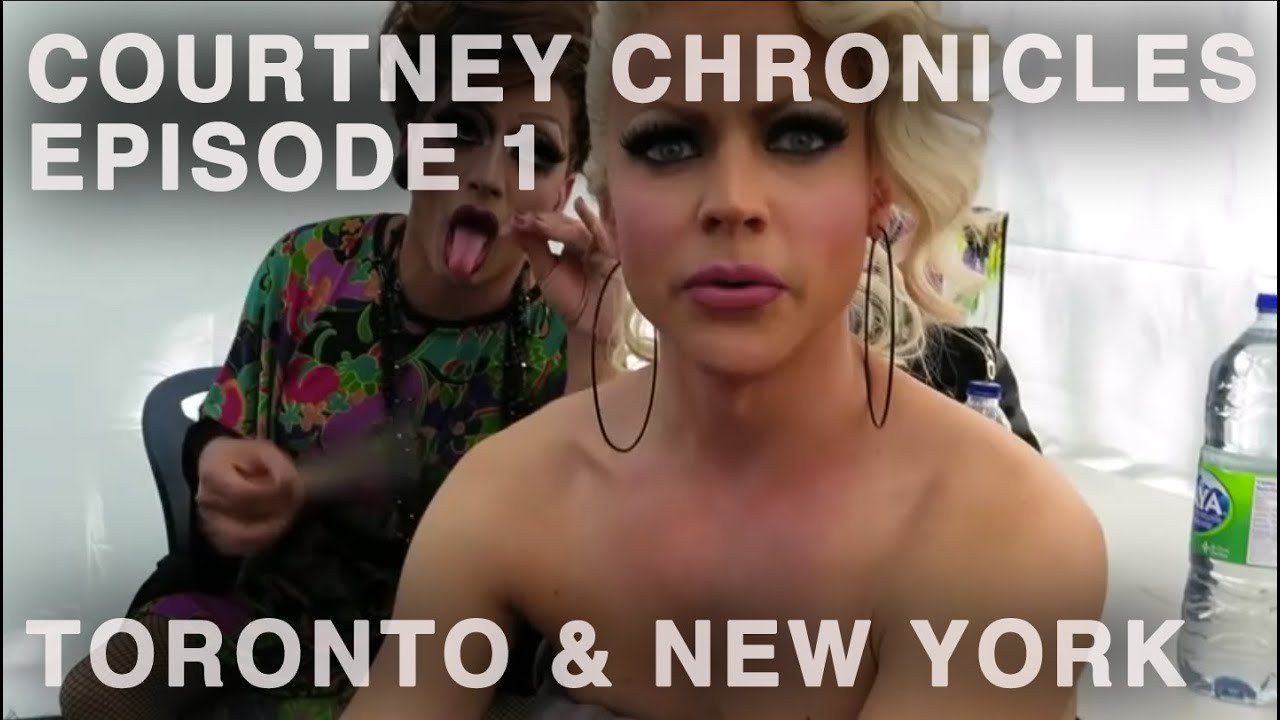 Adore, Bianca, Courtney & Darienne - The Courtney Chronicles, Episode 1