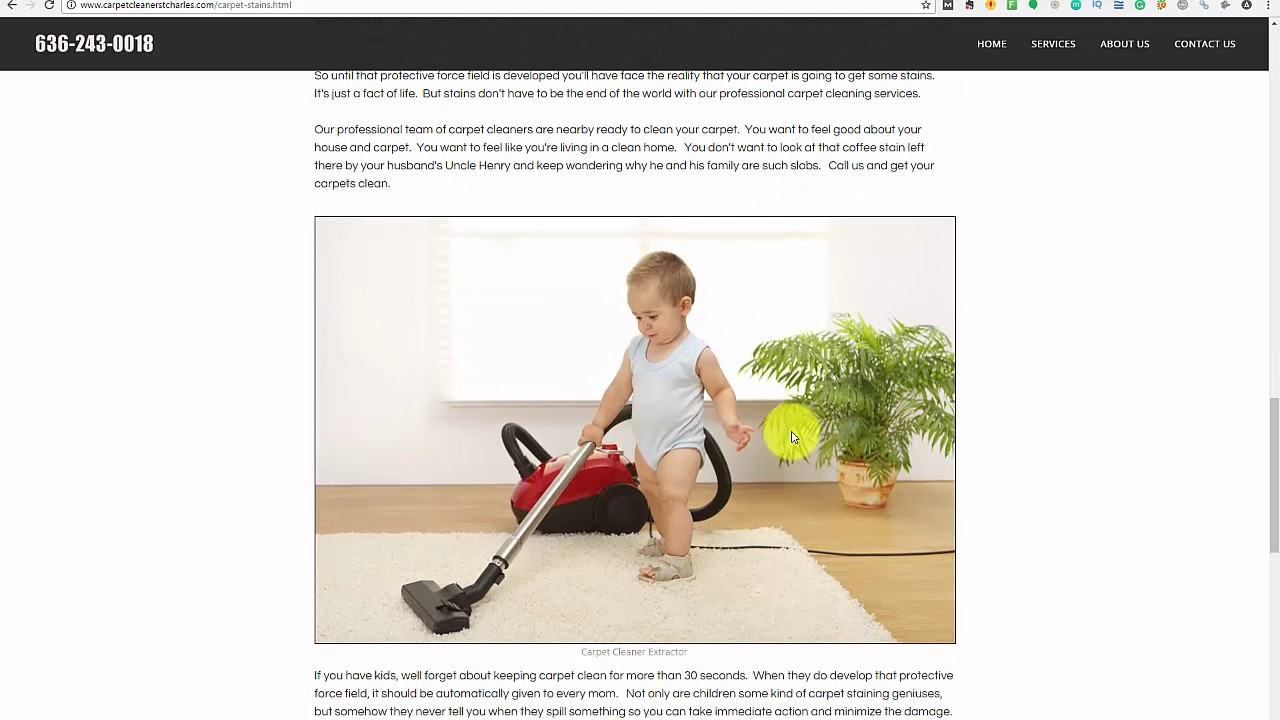 Carpet cleaning st charles st louis mo