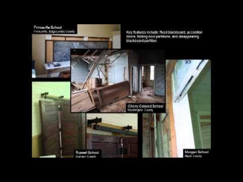 The Basics of a Rosenwald School Restoration: Exploring the Secretary of the Interior's Standards