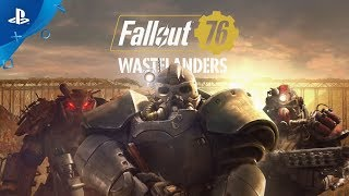 Fallout 76 | Wastelanders Launch Trailer | PS4