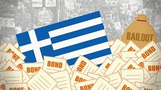 The Greek Debt Crisis - 5 Minute History Lesson