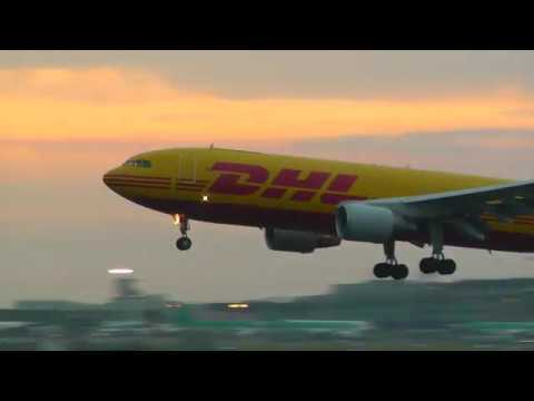 Early Morning Arrivals & Departures @ Dublin Airport (Heavies Only) - 31/05/2018