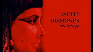 Elizabeth Taylor's White Diamonds en Rouge