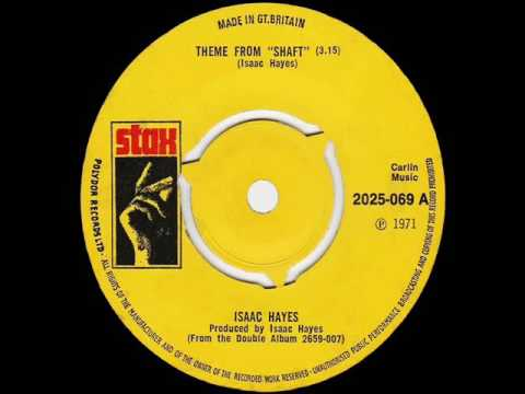 Isaac Hayes - Shaft (Dj ''S'' Remix)