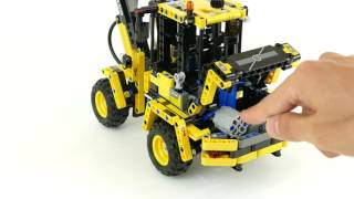 Volvo L30G - LEGO Technic 42053 Alternate