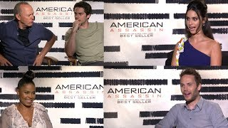 'American Assassin' Cast Reveals Their Favorite Michael Keaton Movies