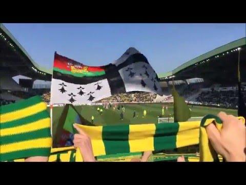 Football: Fc Nantes - As Monaco 28/02/16