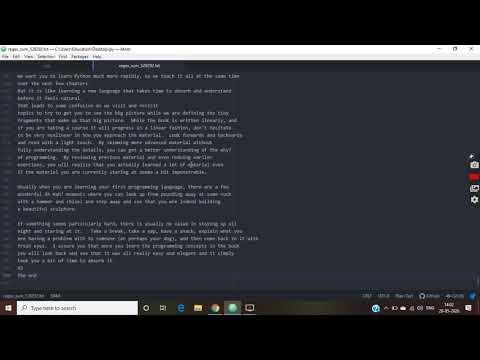 Using Python To Access Web Data Week 2