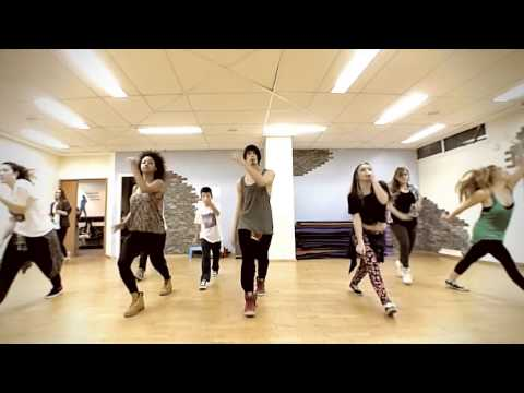 Amerie  Take Control  Dance  BeStreet