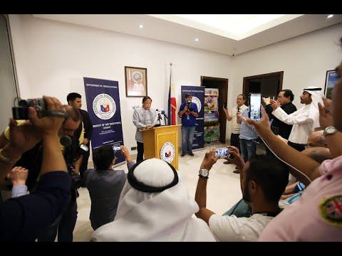 الكويت تطرد سفير الفلبين وتستدعي سفيرها للتشاور  - نشر قبل 11 ساعة