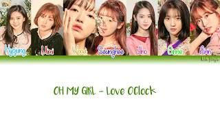 Oh My Girl - Love O'Clock