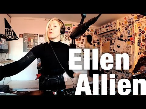 Ellen Allien @ The Lot Radio (Mar 25, 2018)