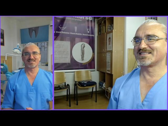 Cum se insera implanturile dentare, 24oct2019