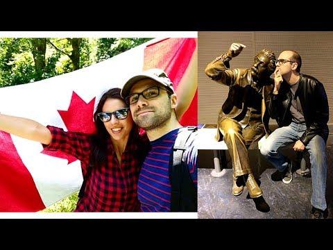 Italian YouTuber and Developer Living in Vancouver - Alessandro Castellani