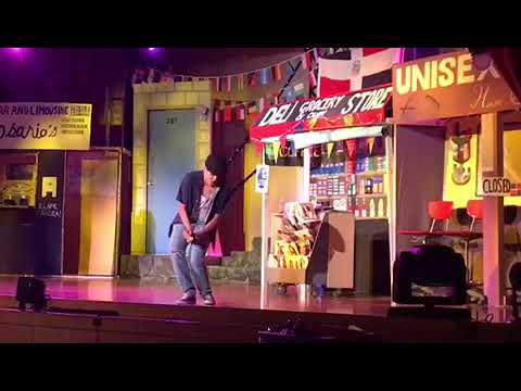 Champagne (In The Heights) - Performed by City College Academy of the Arts
