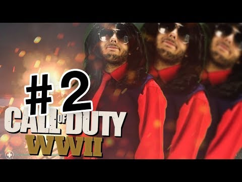 """""""TOO REAL"""" Call of Duty World War 2 #2"""