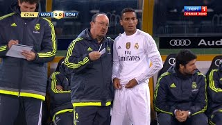 Danilo vs Roma (Real Madrid Debut) 15-16 HD 720p [18/07/2015] - English Commentary