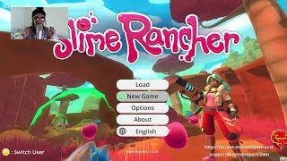 ASMR Slime Rancher Gameplay #1 || Whispering || Gum Chewing || Mouth Sounds || TenaASMR  ♡