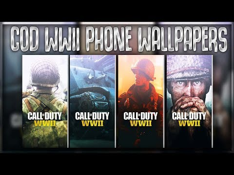 call of duty wwii hd wallpapers phone