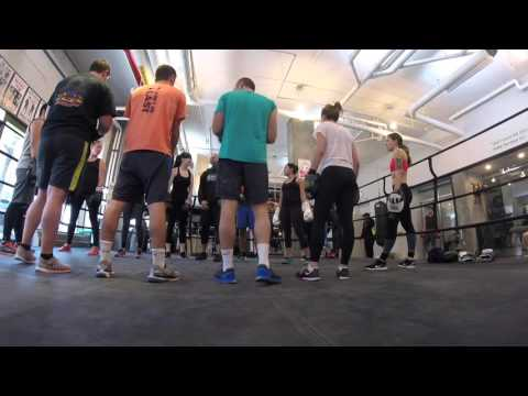 Gotham Gym Advanced Boxing Workout with Mike Castillo Jr
