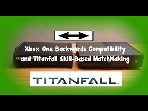 titanfall skill based matchmaking
