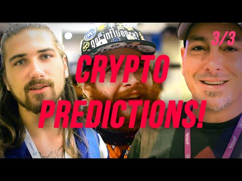PREDICTIONS!! – Interviewing Crypto, Bitcoin, and Blockchain Enthusiasts (3/3)