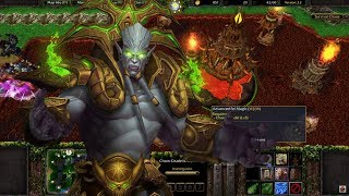 Warcraft 3 Reforged - Survival Chaos - Archimonde