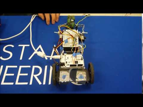 Mario R- Milestone 2 Voice Controlled Robot