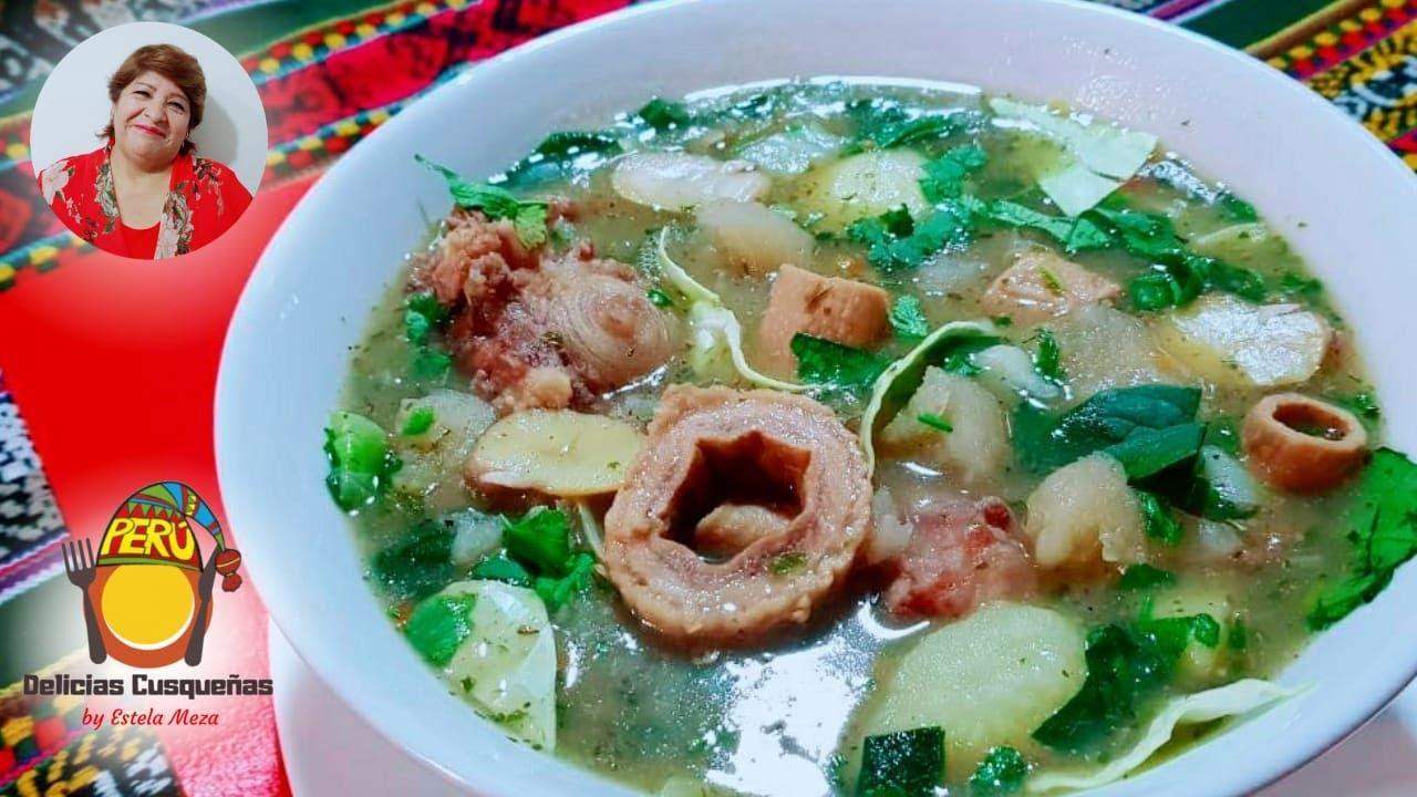 Como Preparar Sopa De Chuño Chancado Molido Cusco Perú Comida Peruana 2020 Youtube Comida Peruana Comida Peruana Recetas Comidas Tipicas Del Peru